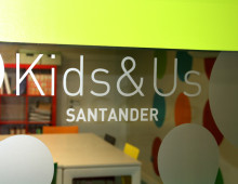 KIDS AND US SANTANDER